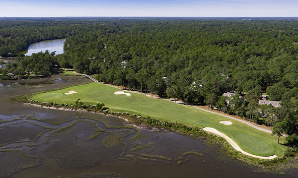 Myrtle Beach Golf Trail 4 Package