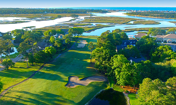 Myrtle Beach Golf Trail 6 Package